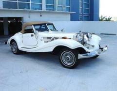 An old car. Not cheap, though!